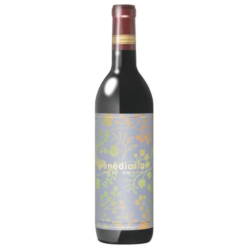 美利坚·波止场精选神户葡萄酒:【Bénédiction 红葡萄酒】